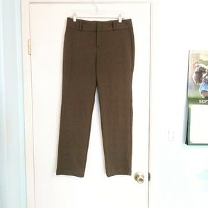 Michael Kors Olive Green Pants